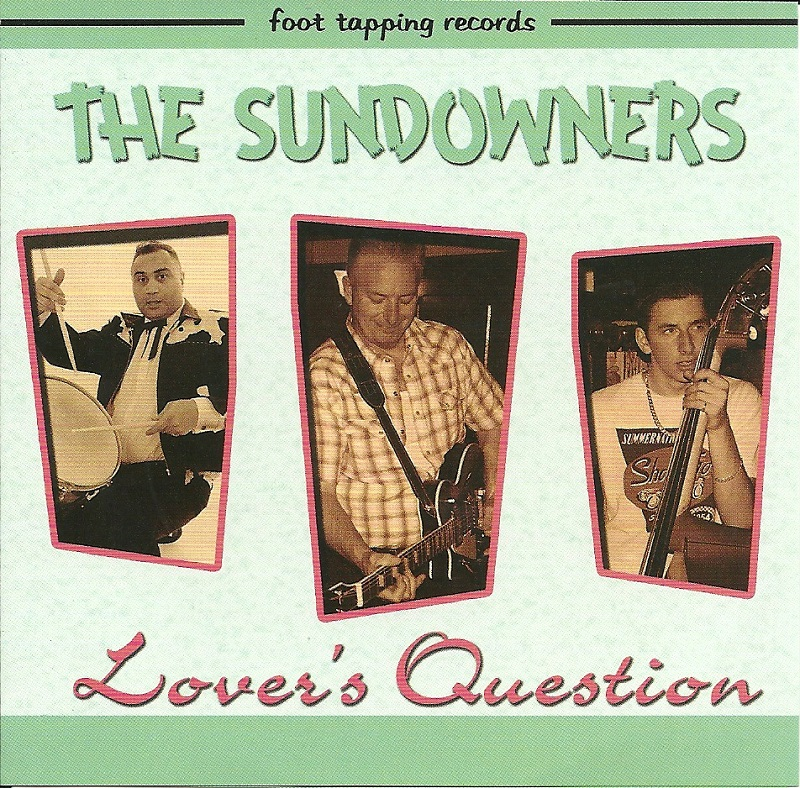 CD - Sundowners - Lovers Question