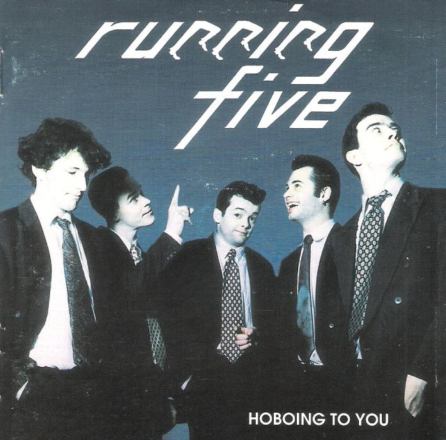 CD - Running Five - Hoboing To You