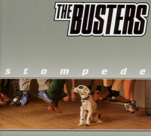 CD - Busters - Stompede