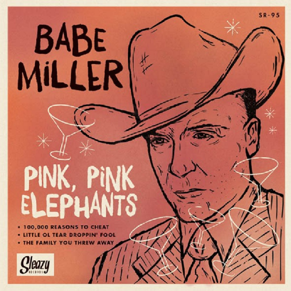 Single - Babe Miller - Pink, Pink Elephants