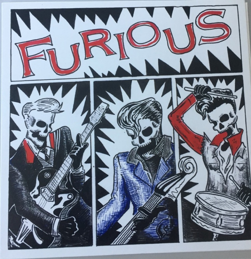 Single - Furious - You Bring Out the Wolf in Me