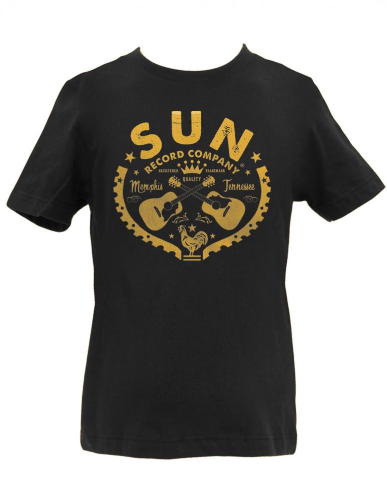 Kinder-Shirt Steady - Sun Records Acoustic