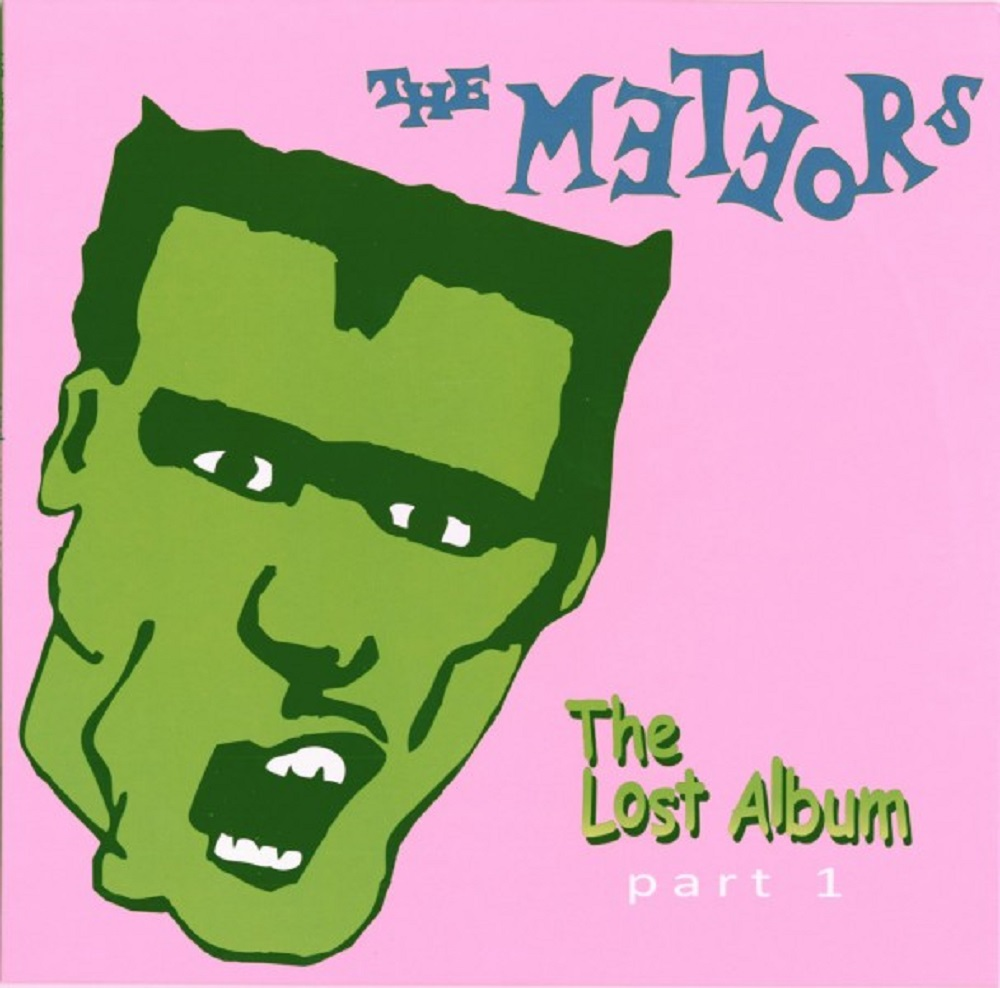 10inch - Meteors - The Lost Album - Part 1