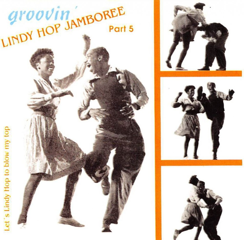 CD - VA - Lindy Hop Jamboree Vol. 5 - Groovin