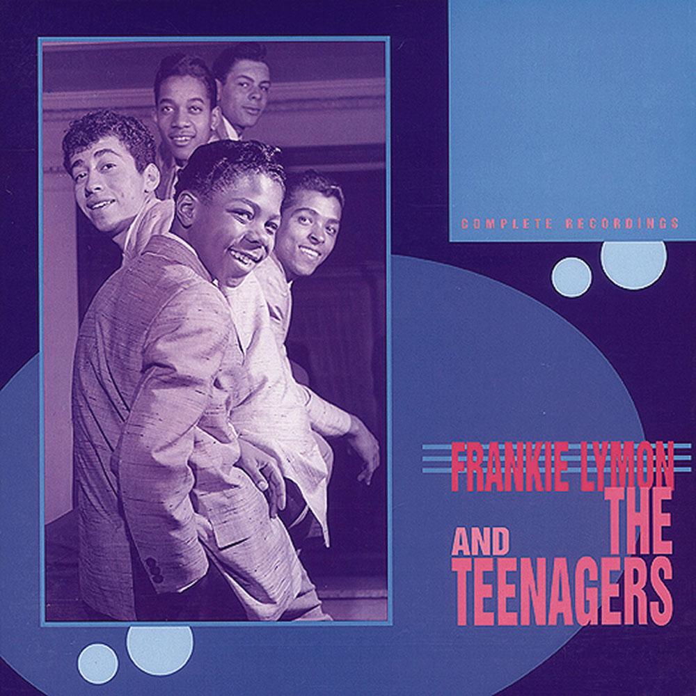 CD-5 - Frankie Lymon & The Teenagers - Complete Recordings