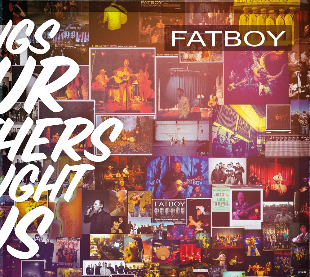 CD - Fatboy - Songs Our Mothers Taught Us