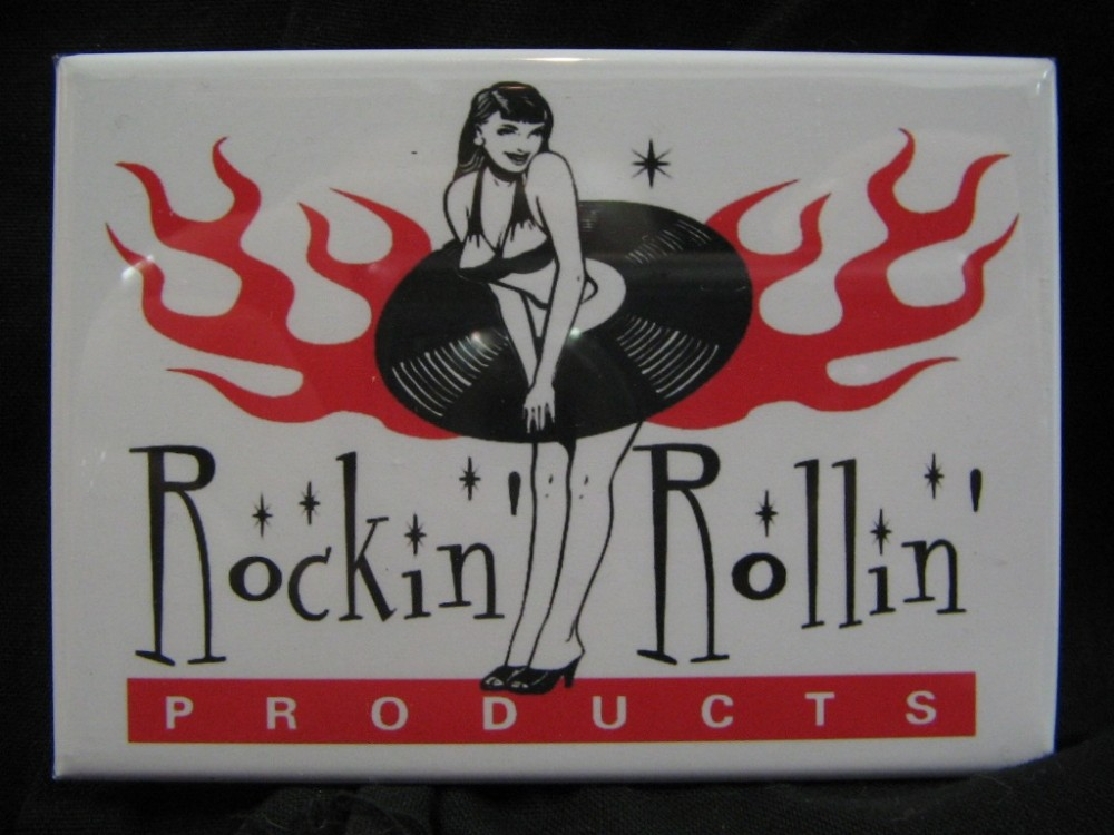 Magnet - Rockin Rollin Products