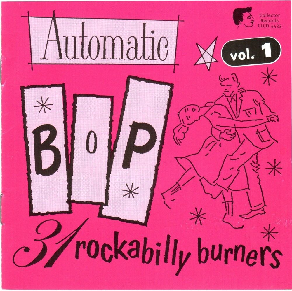 CD - VA - Automatic Bop Vol. 1