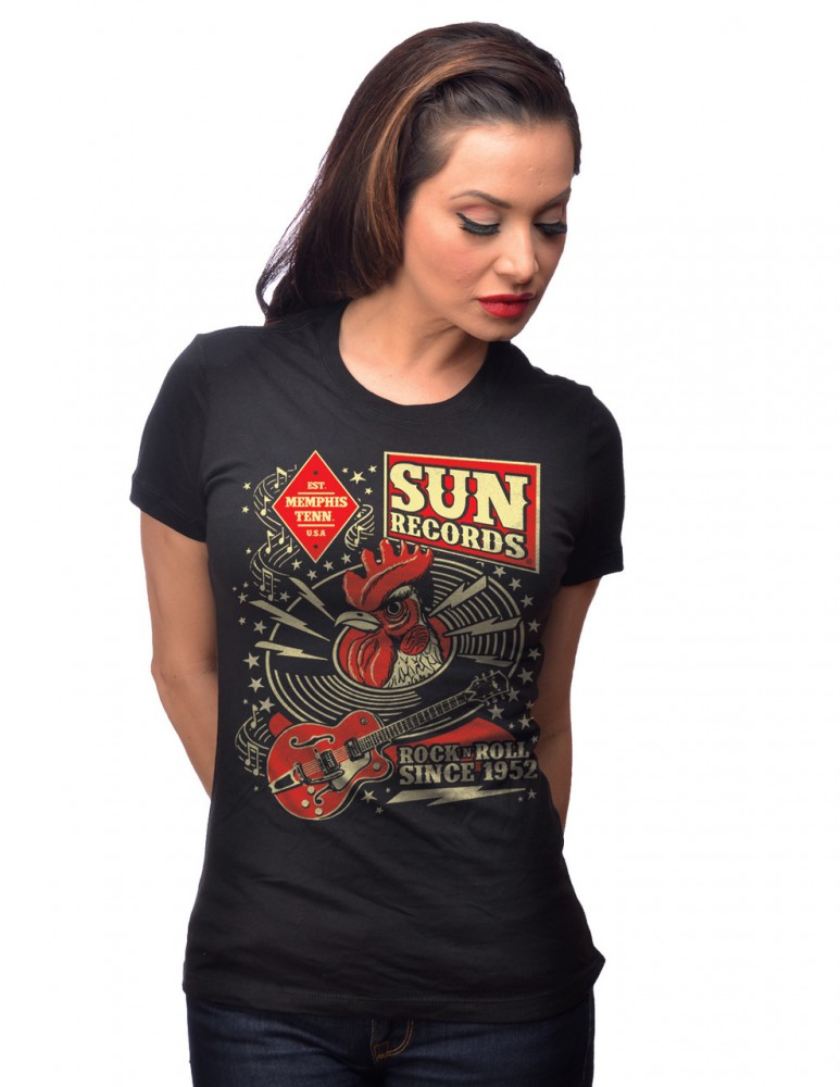 Girl-Shirt Steady - Sun Records Hop