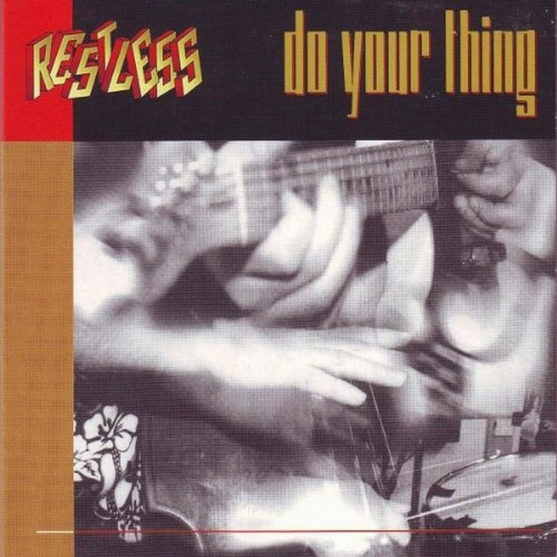 CD - Restless - Do Your Thing