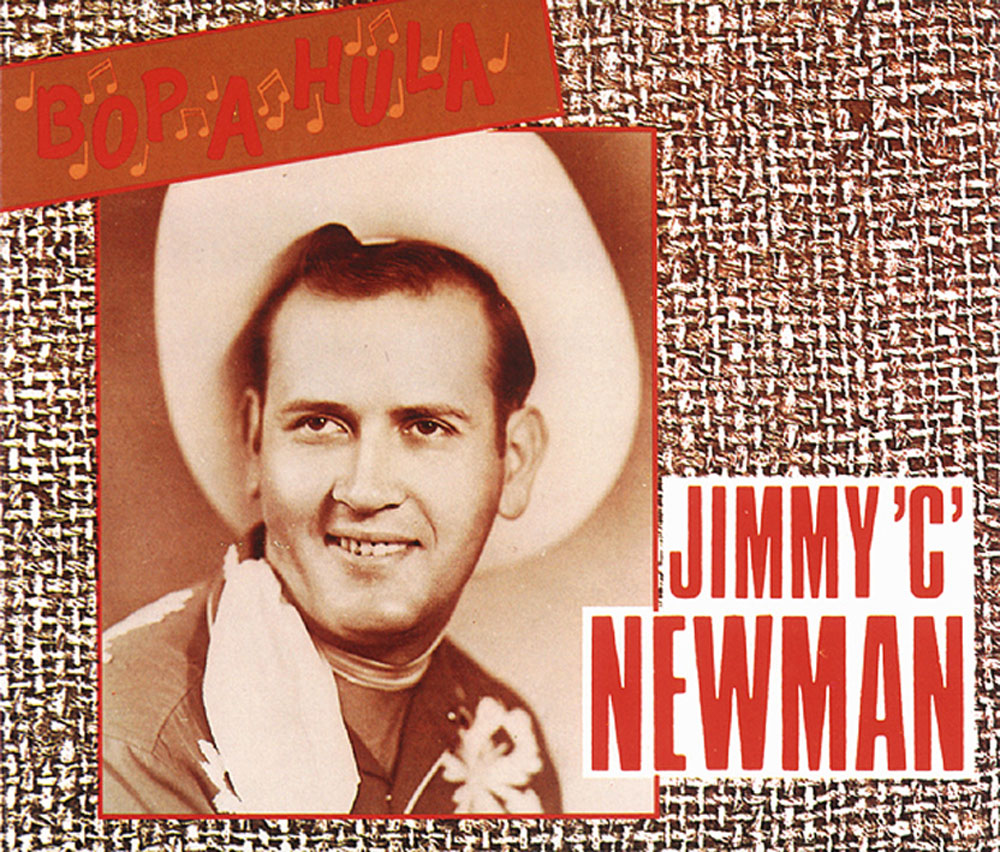 CD-2 - Jimmy C. Newman - Bop-A-Hula