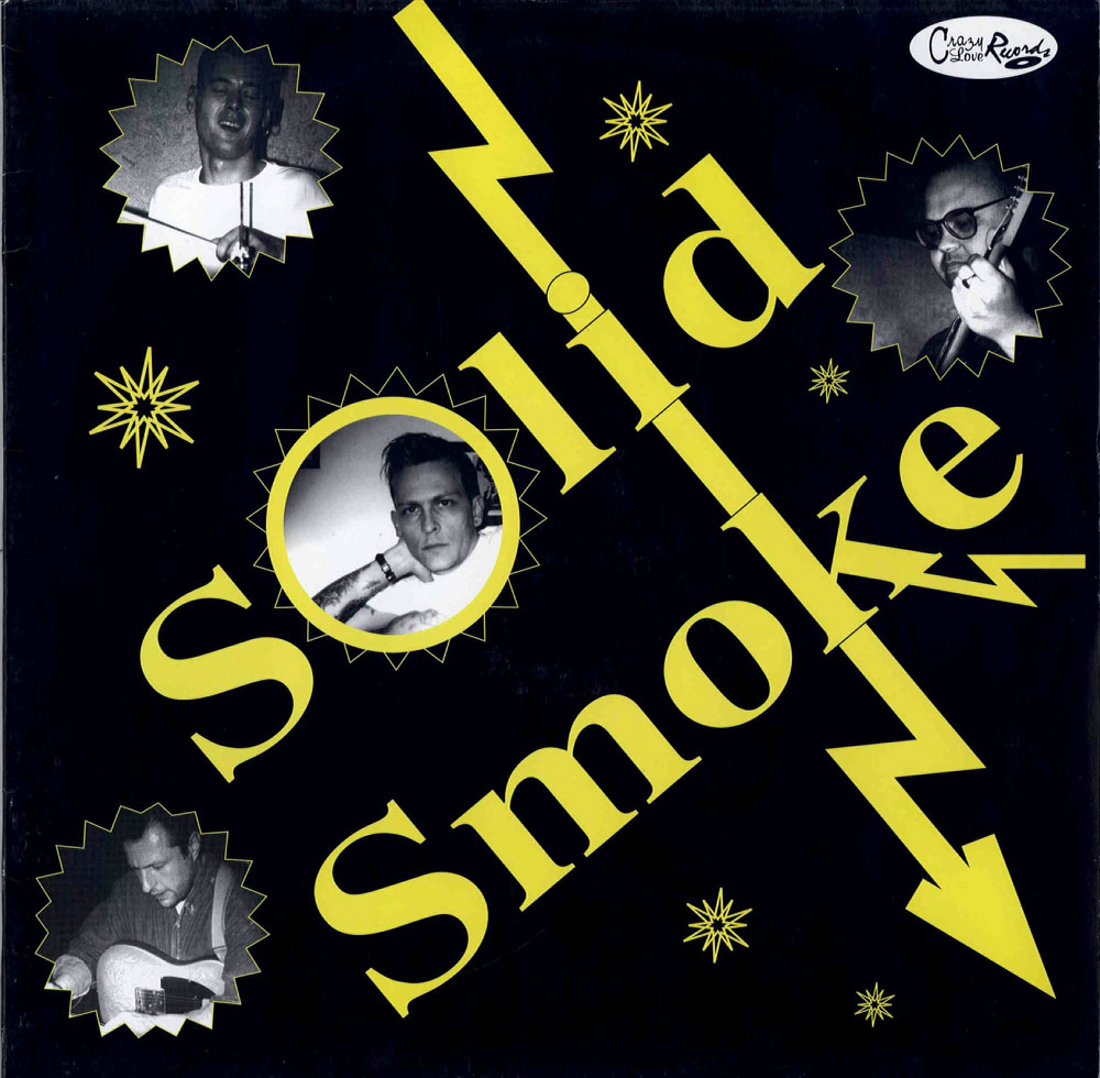 LP - Solid Smoke - Solid Smoke