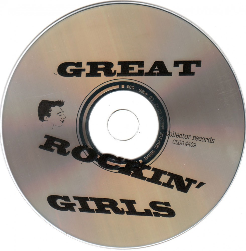CD - VA - Great Rockin Girls