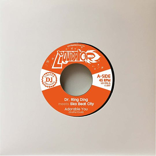 Single - Dr. Ring Ding meets Ska Beat City - Adorable You