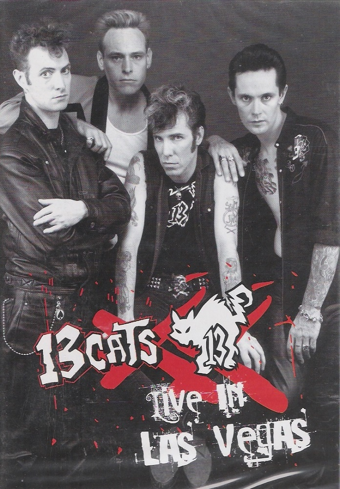 DVD - 13 Cats - Live In Las Vegas