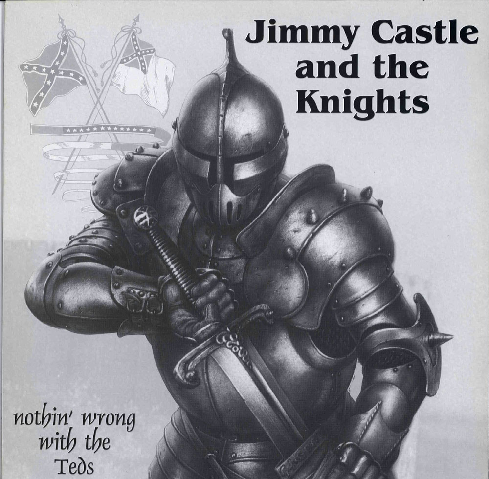 LP - Jimmy Castle & The Knights - Nothin Wrong With The Teds