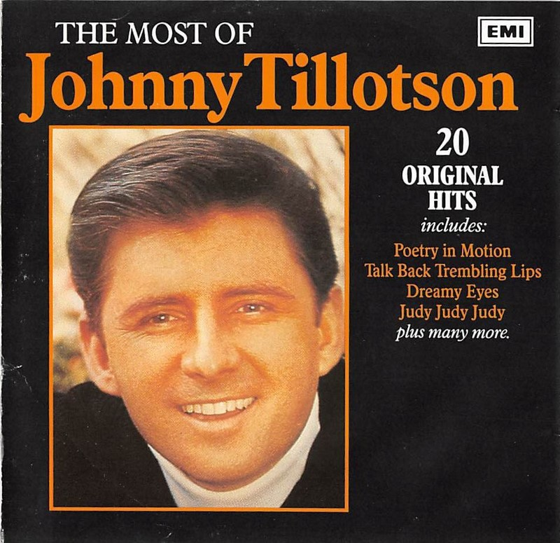 CD - Johnny Tillotson - The Most Of