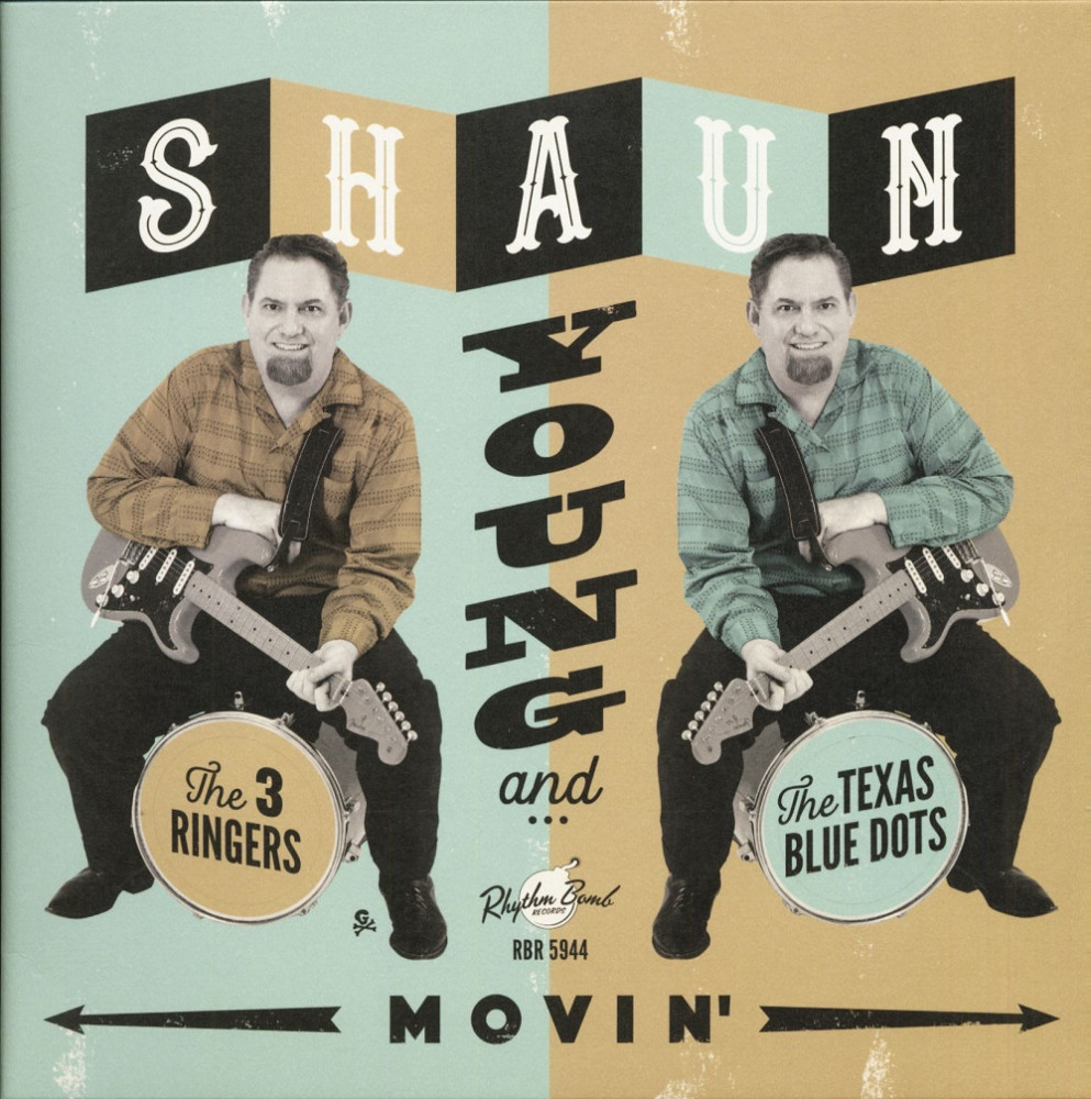 LP - Shaun Young - Movin'