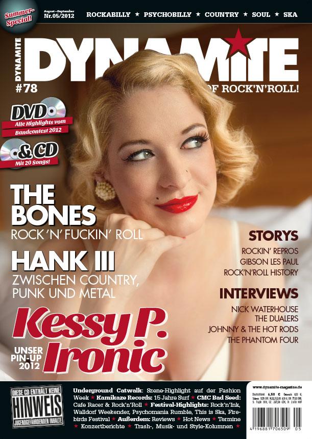 Magazin - Dynamite! - No. 78