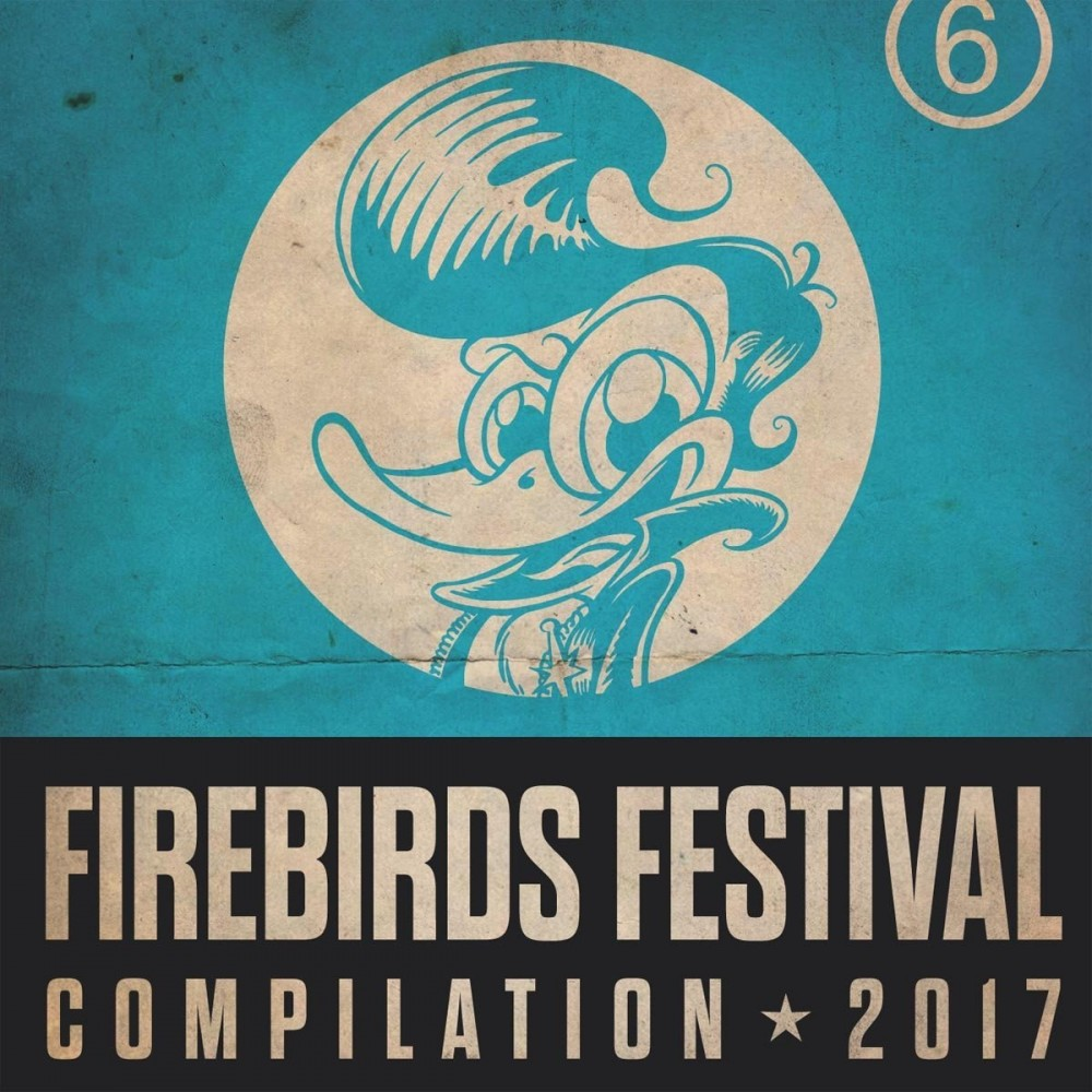 CD - VA - Firebirds Festival Compilation 2017