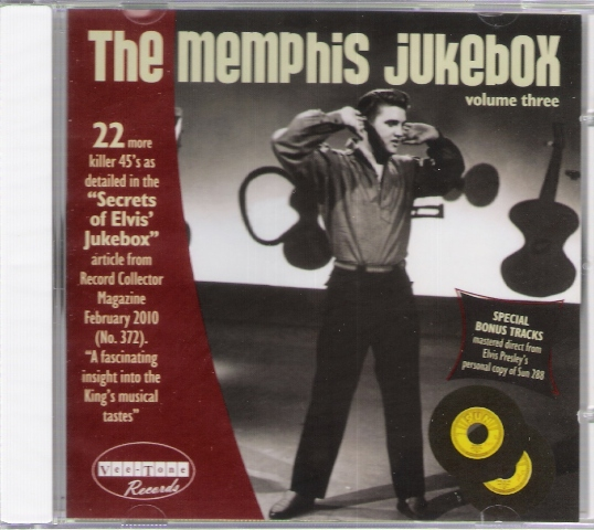 CD - VA - Memphis Jukebox Vol. 3
