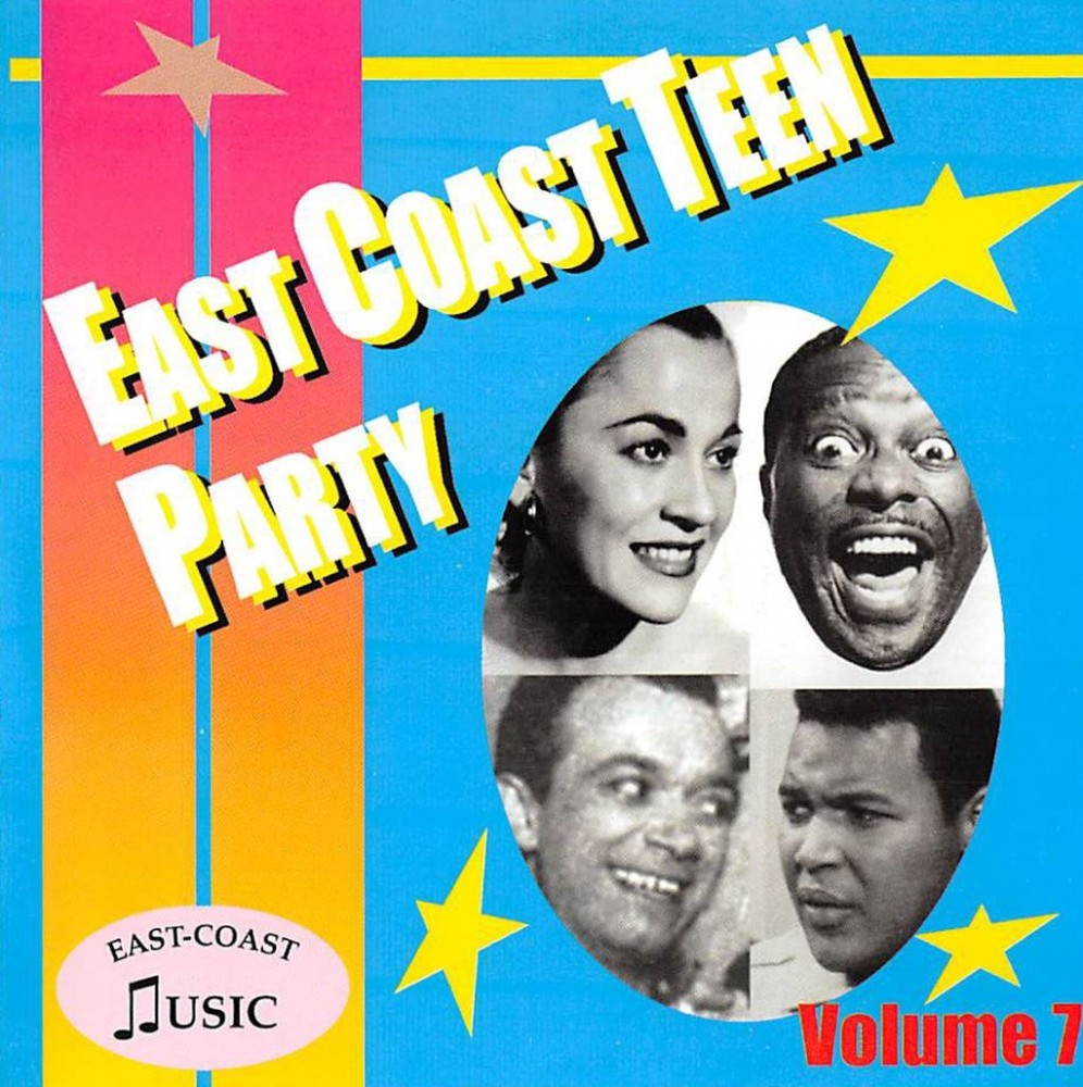 CD - VA - East Coast Teen Party Vol. 7