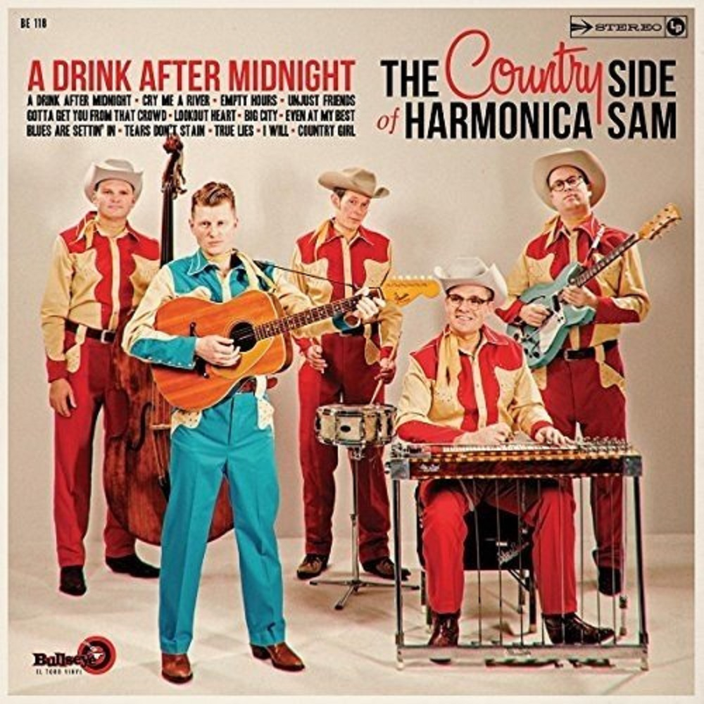 LP - Harmonica Sam - The Country Side Of - A Drink After Midnight