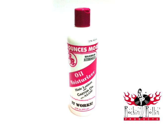 Hair Lotion - BB Oil Moisturizer Max Strength (355ml)