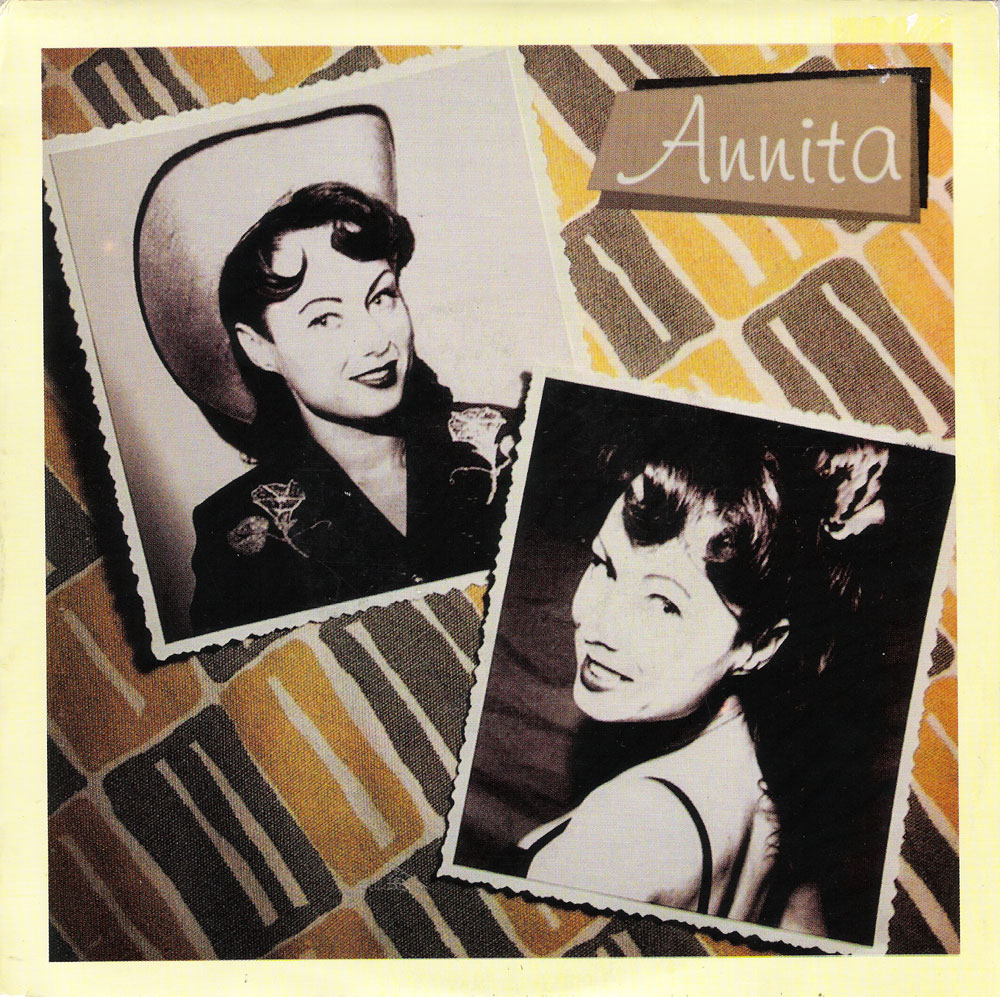 Single - Annita - Twice The Lovin (in the half time), I've Stopped My Dreamin' About You, I'm Waiting Just For You, What Good'll It Do Me
