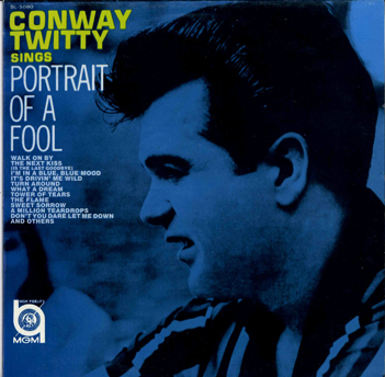 LP - Conway Twitty - Portrait Of A Fool