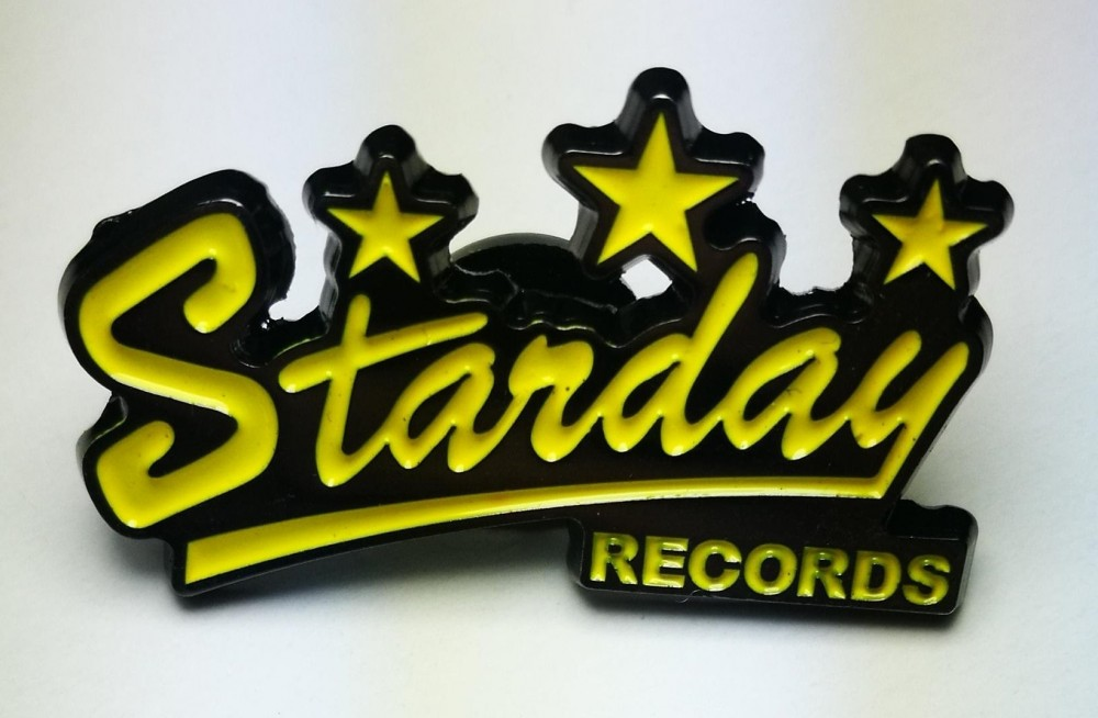 Pin - Starday Records