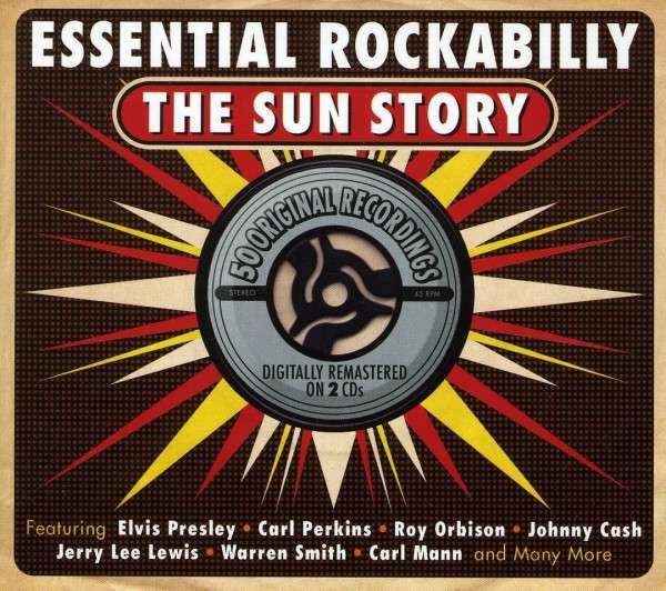 CD-2 - VA - Essential Rockabilly - The SUN Story