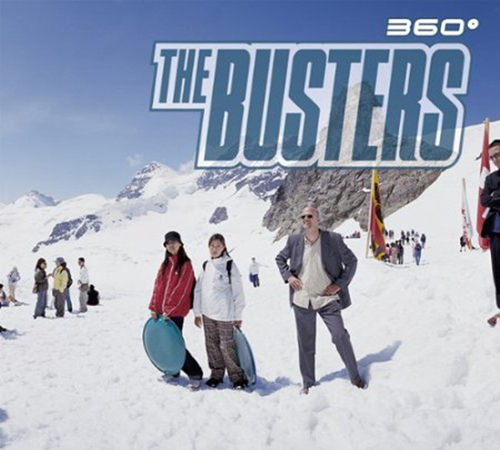 CD - Busters - 360°