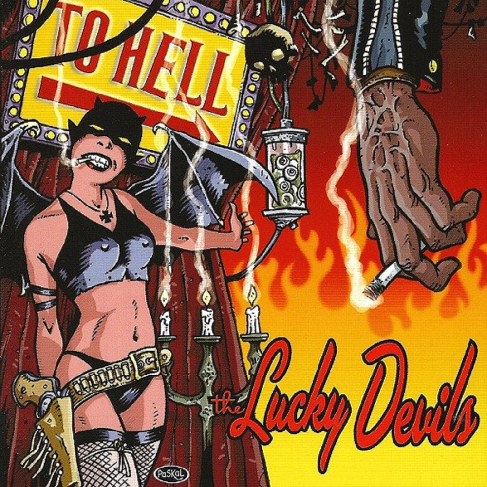 CD - Lucky Devils - To Hell