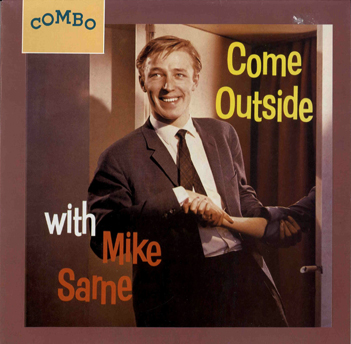 LP - Mike Sarne - Come Outside With. .