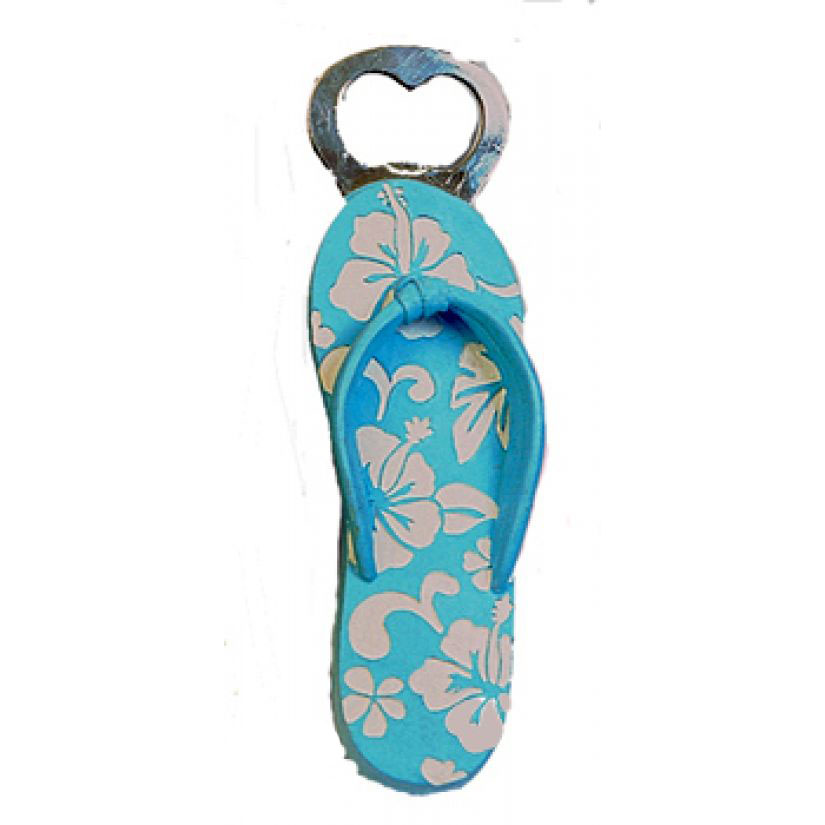 Bottle Opener- Aloha Slipper