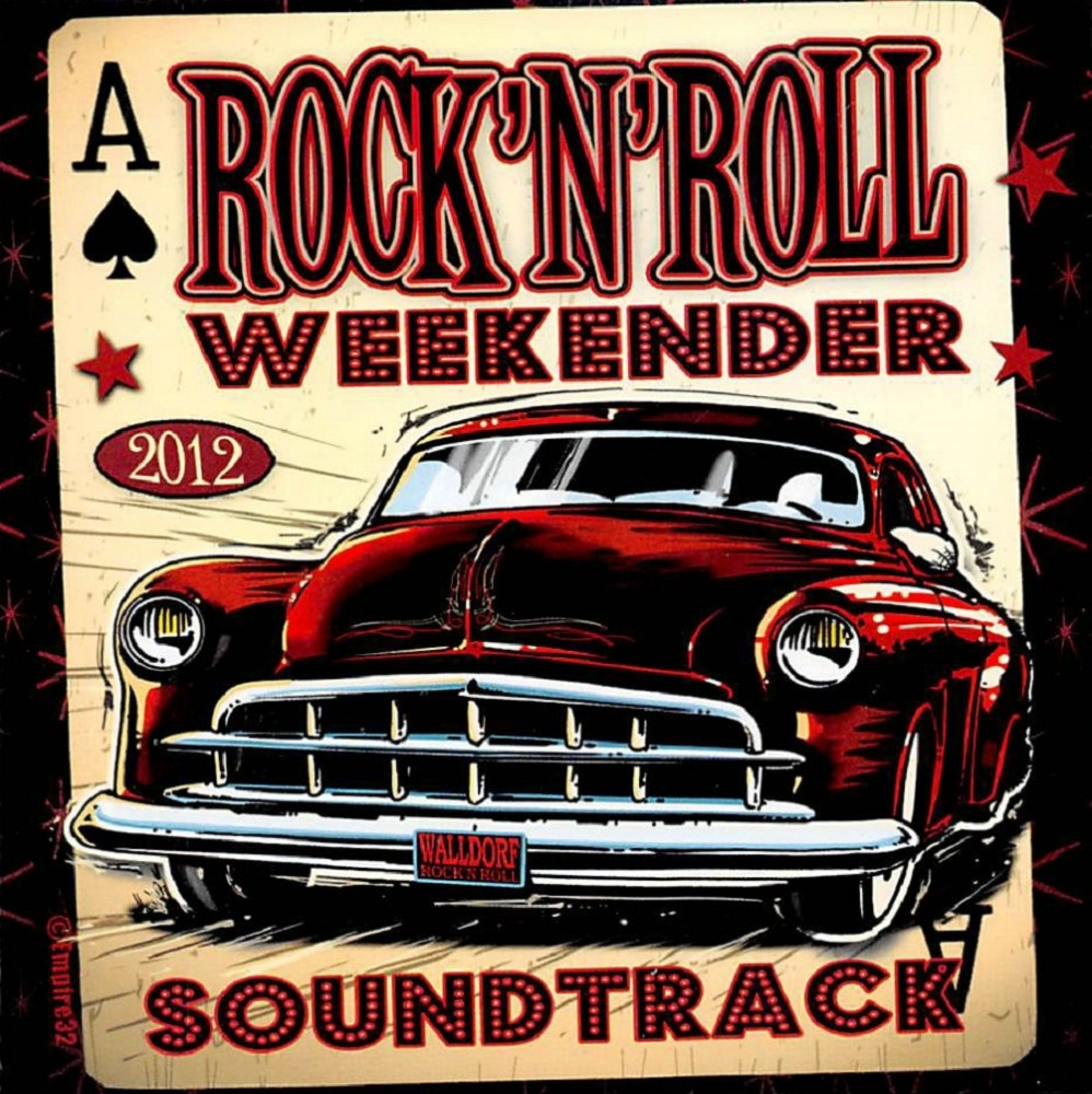 CD - VA - Walldorf Rock'n'Roll Weekender 2012