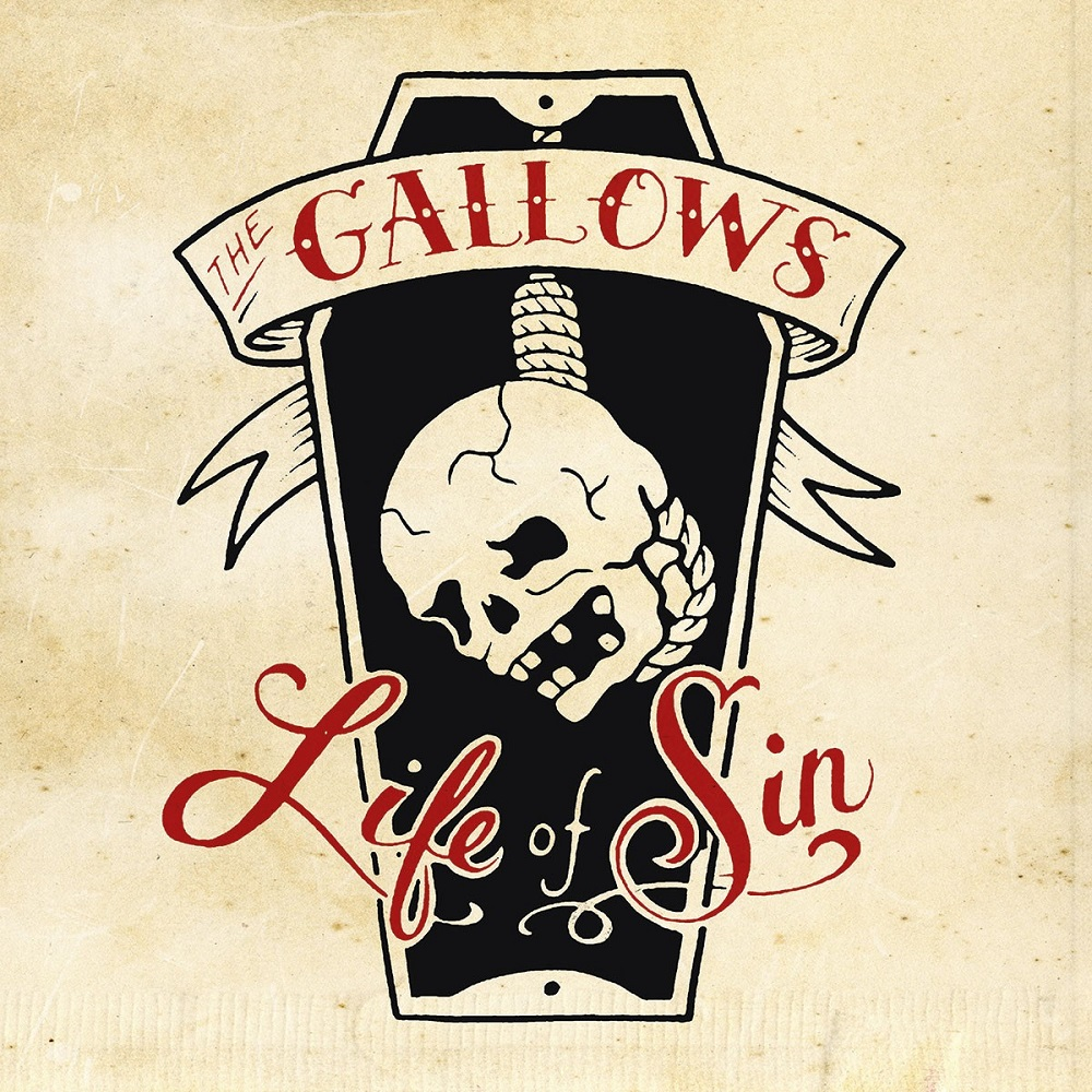 LP - Gallows - Life Of Sin