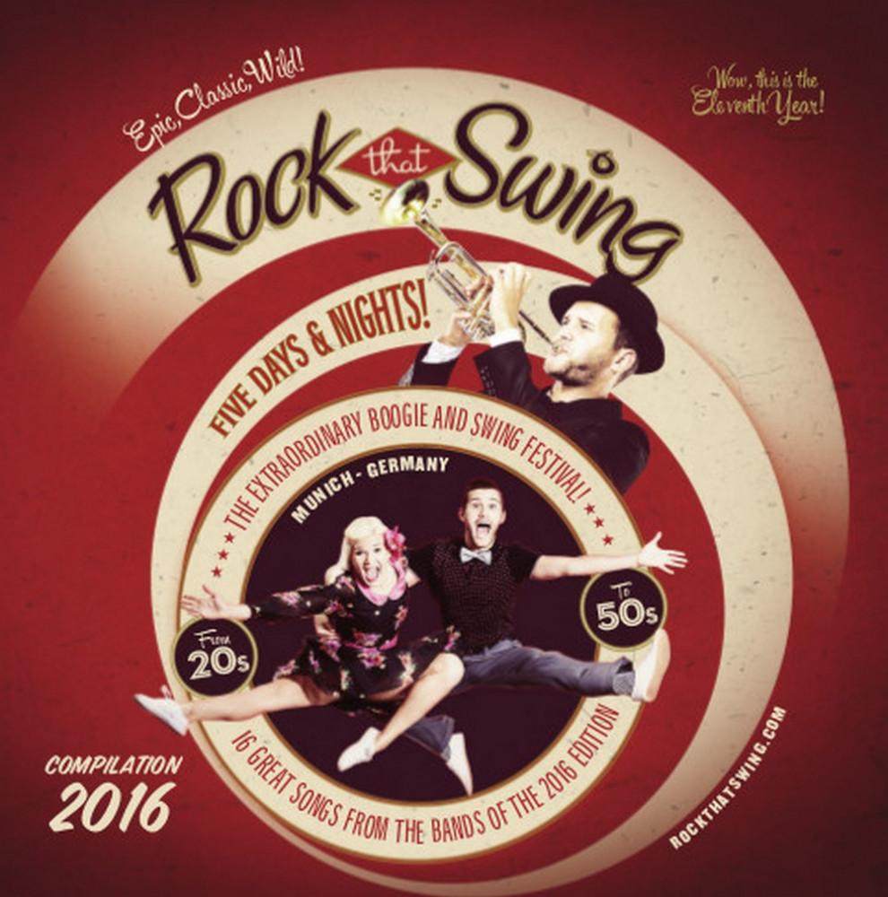 CD - VA - Rock That Swing 2016