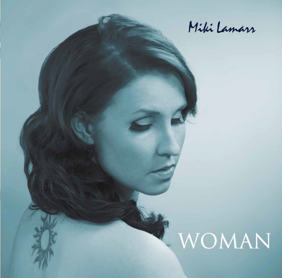 LP - Miki Lamarr - Woman