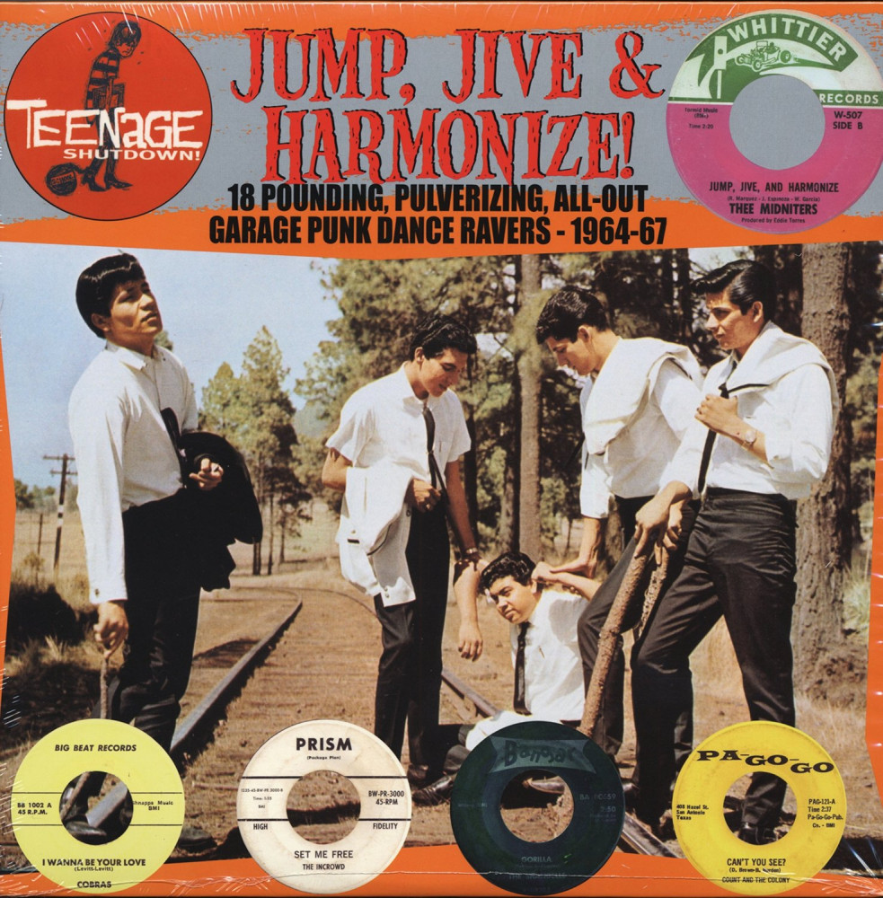 LP - VA - Jump, Jive and Harmonize