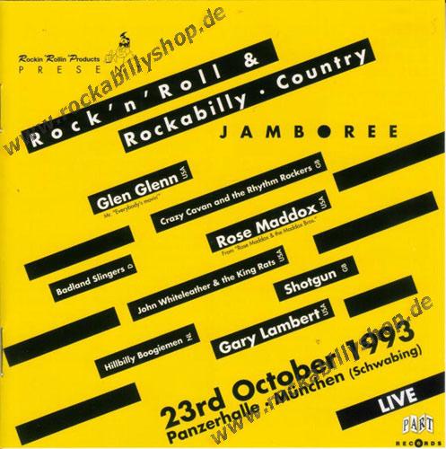 LP - VA - Munich Jamboree 23. 10. 93