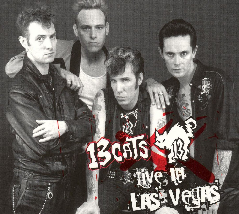 CD - 13 Cats - Live In Las Vegas