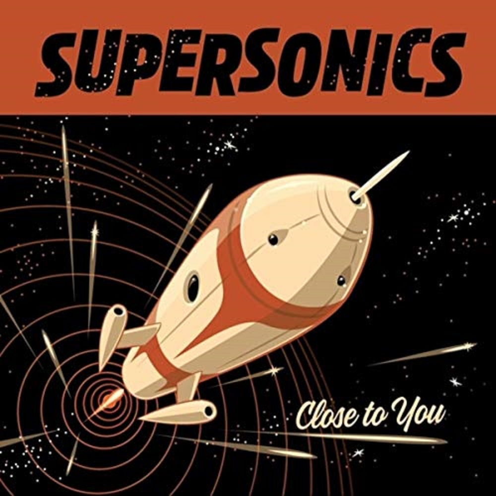 LP - Supersonics - Close To You