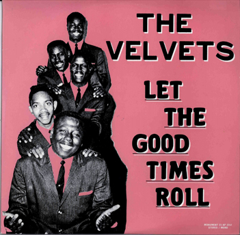 LP-2 - Velvets - Let the good times roll