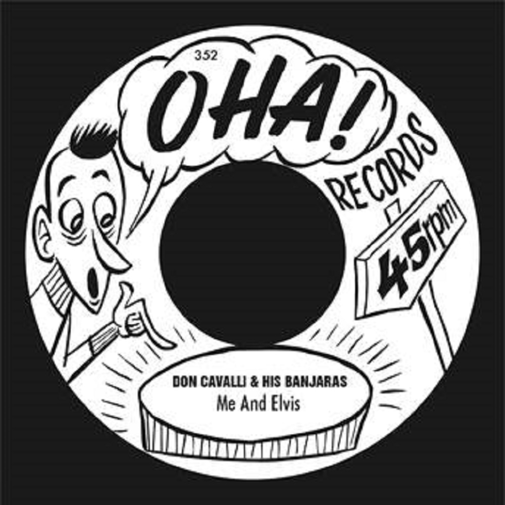 Single - Don Cavalli and his Banjaras - Me and Elvis