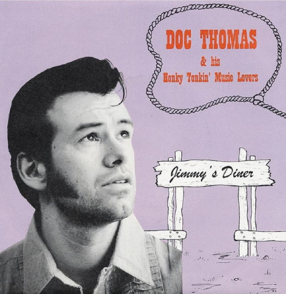 Single - Doc Thomas & His Honky Tonk Music Lovers - Jimmy's Diner