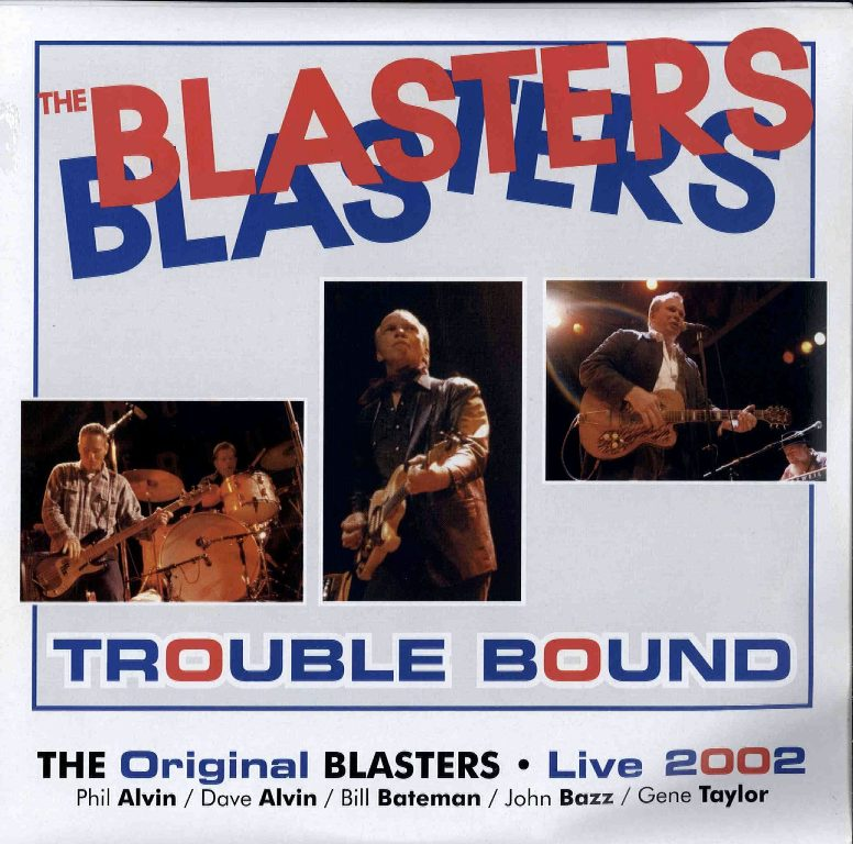 10inch - Blasters - Trouble Bound