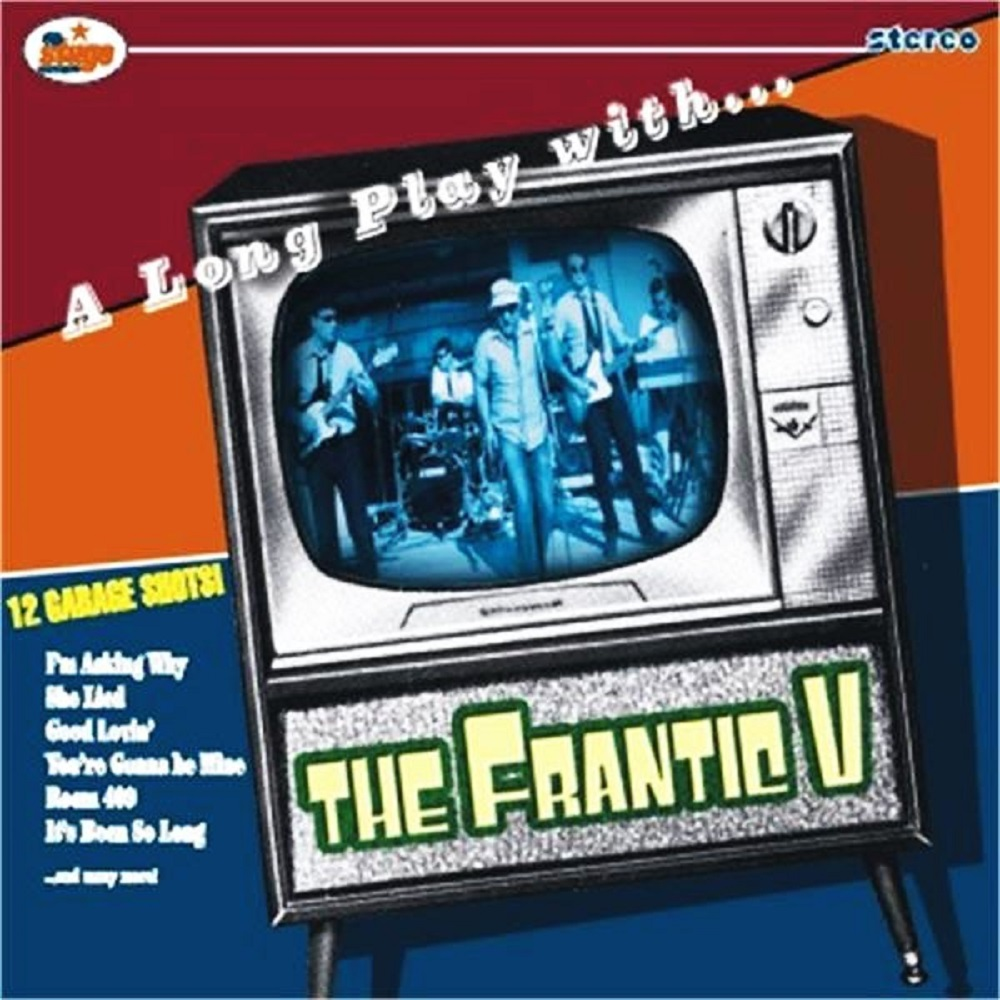 LP - Frantic V - A Long Play With