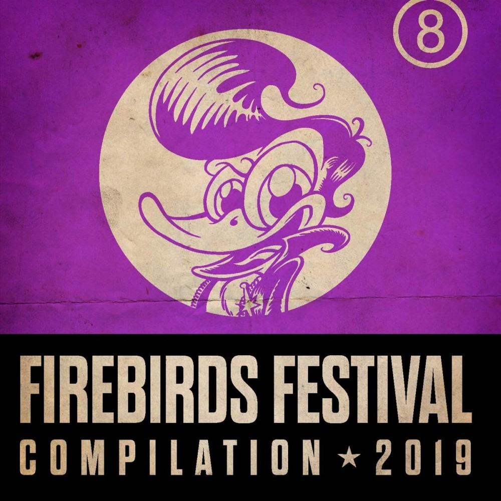 CD - VA - Firebirds Festival Compilation 2019